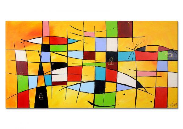 moderne Malerei Popart