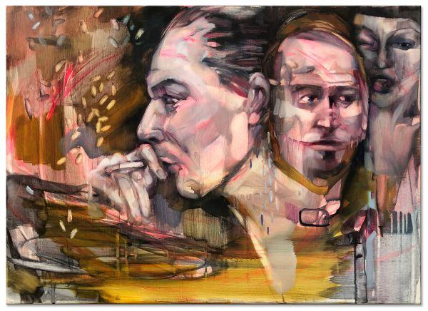 Bild Gemälde