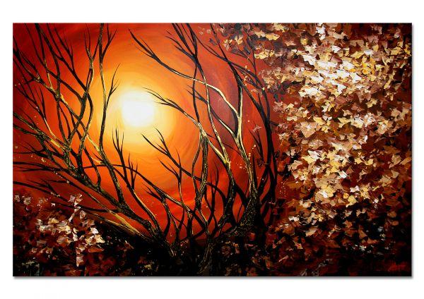 """Dieu: """"Rise Up"""" Malerei, abstrakte Gemälde kaufen"""