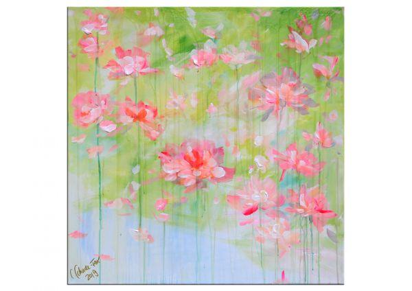 florale Malerei Blüten