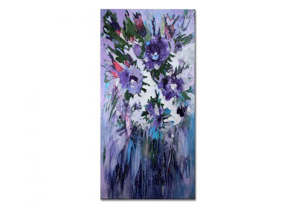 Blumen gemalt Stillleben