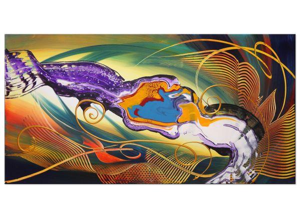 abstrakte Acrylbilder Original Gemälde