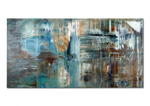 "Gemälde v. Dieu: ""Lebensraum"", Unikat Kunstwerk"