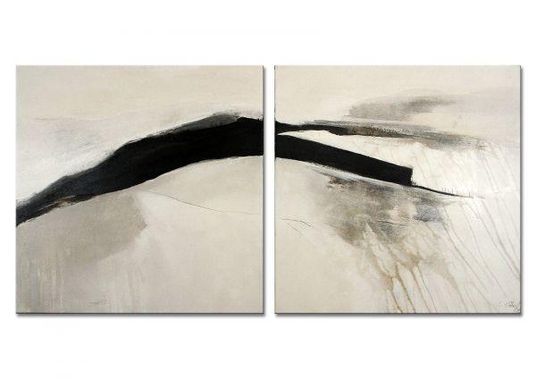 moderne Malerei Leinwandbild