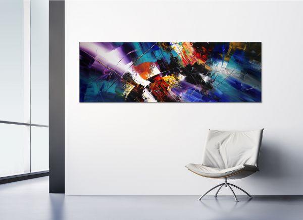 Abstrakter Expressionismus Kunst Gemälde