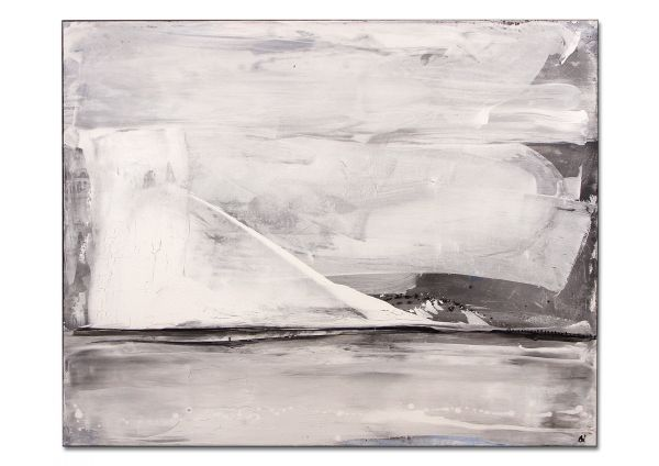 """Abstrakte Bilder, Conny Wachsmann: """"Sich den Tag ordnen"""""""
