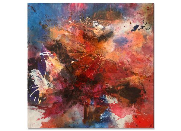abstrakt modern esprit agnes lang kunst gemälde