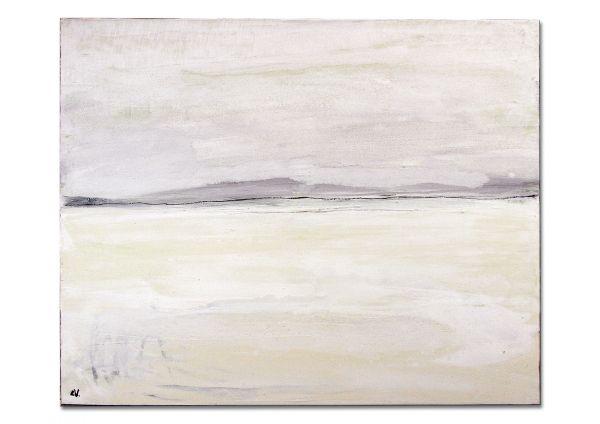 """Kunst abstrakte Malerei, Wachsmann: """"Bald ist der Garten angelegt"""""""