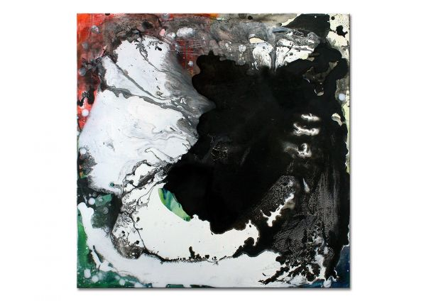 """Fusion II"" - modernes Wandbild - zeitgenössische Kunst"