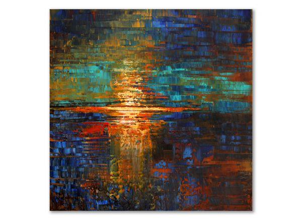 Nachtgedanken kunst inspire abstrakt modern