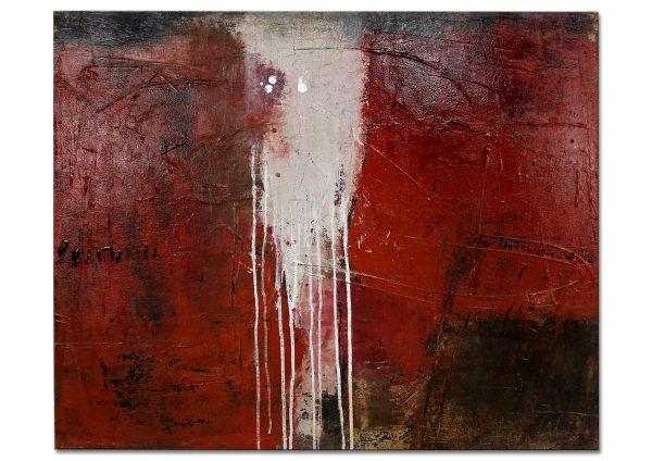 "abstrakte Malerei von Petra Klos: ""Autumn Rythm"""