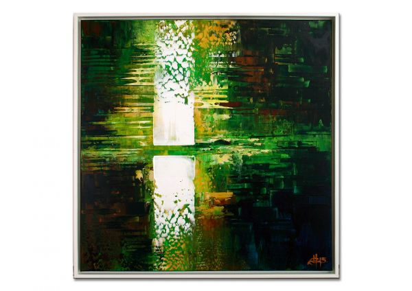 abstrakt Acryl
