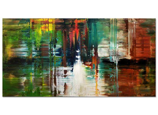 abstrakte Acrylbilder New Art