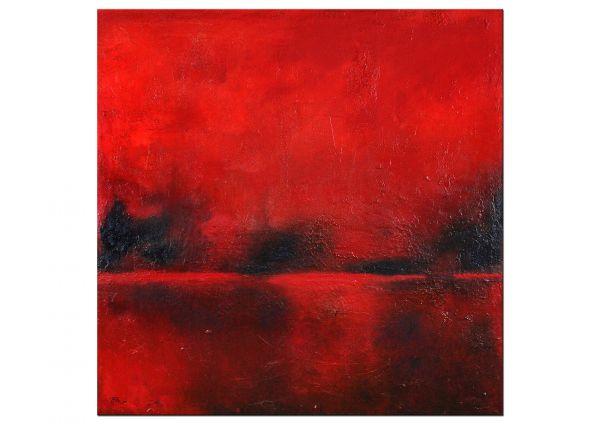 "Ölgemälde, Malerei von Manuela Pilz: ""Vesper Rubens"""