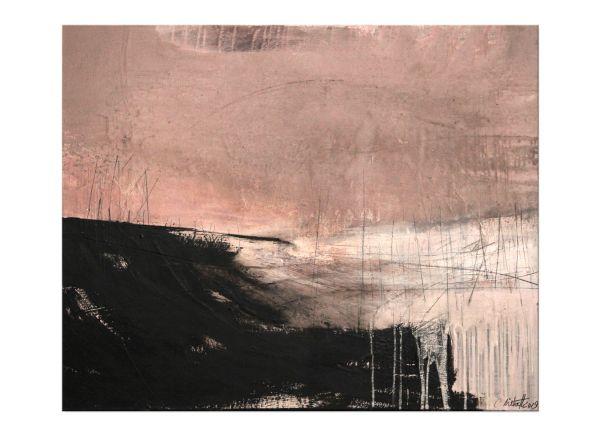 Bilder Kunst moderne Landschaft Gemälde