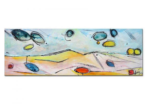 """Losaij: """"Pictoplasma II"""" modernes Original Wandbilder kaufen"""
