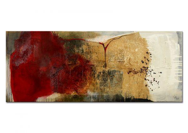 "Modernes Unikat Gemälde, Manuela Pilz: ""Monomythos"""