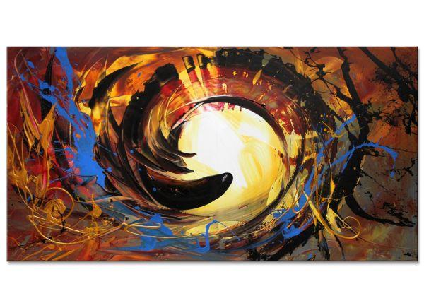 abstrakte Acrylbilder Desire