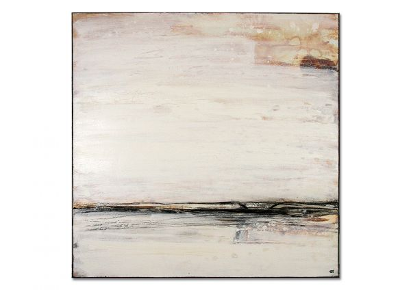 """Abstrakte Acrylbilder von C.Wachsmann: """"Gedankenausbruch Nr. 2"""""""
