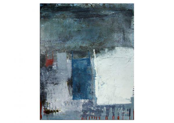 Wäschetag Gemälde modern