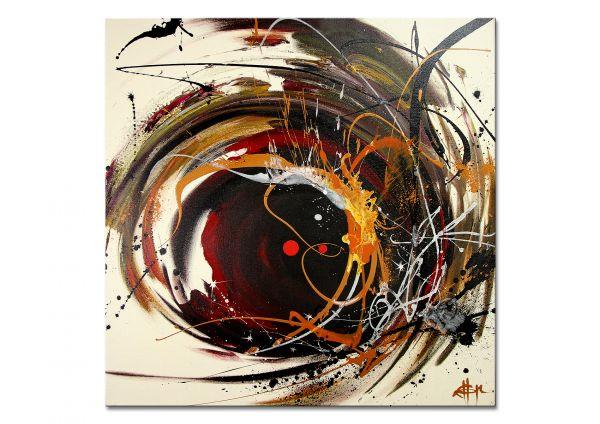 Künstler abstrakt
