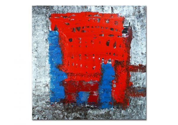 "N.Damell: ""Annähernd"" - abstraktes Gemälde - moderne Kunst - Unikat Bilder"