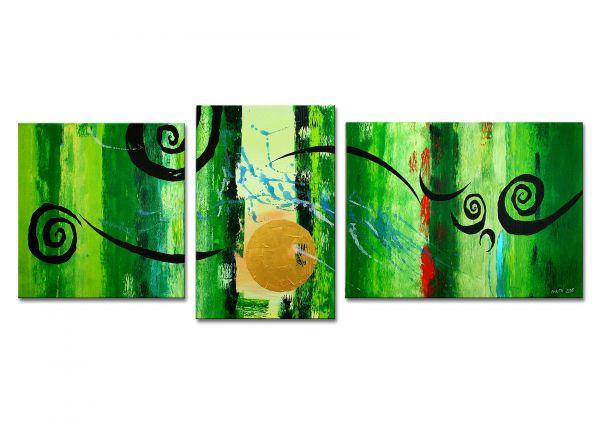 """""""Spirit"""" - abstraktes Wandbild - zeitgenössische Kunst"""