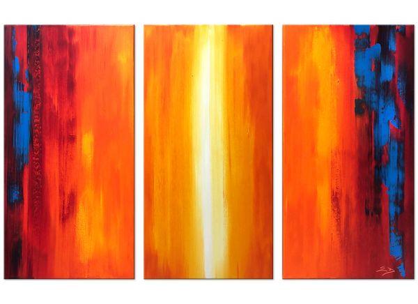 triptychon-RAINBOWFLOWS-dresden-galerie-inspire-art