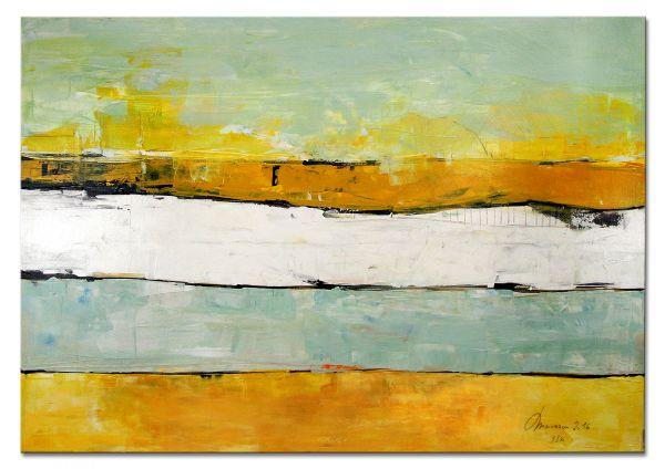 """Abstrakte Bilder kaufen Originalkunst, F.Maiorescu: """"Color Away"""""""