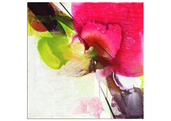 moderne Blüten Kunst Bilder