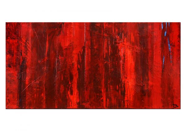 Rote Bilder Kunst