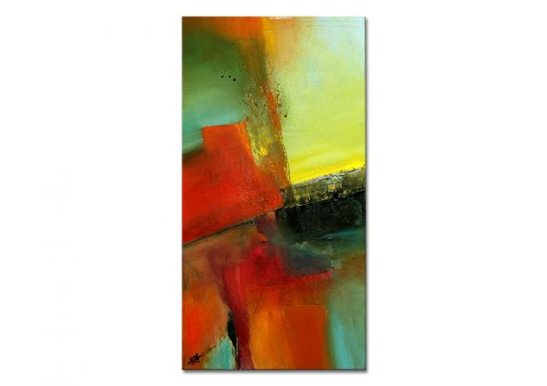 """Onlinegalerie moderne Gemälde, Agnes Lang: """"Artefact"""""""