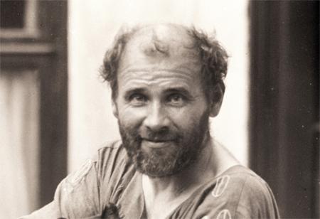 Maler Gustav Klimt