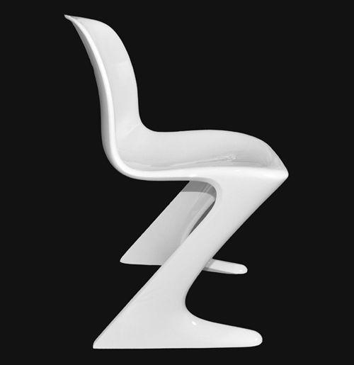 Klassiker > Original Vario-Pur Z-Stuhl Design Chair GDR - Kangaroo II