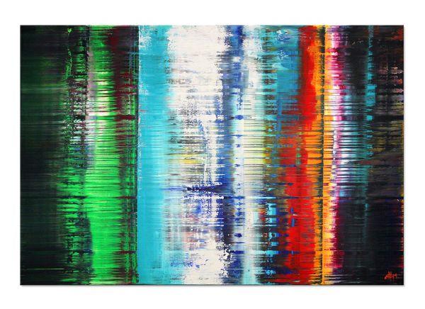 abstrakte Malerei abstrakt