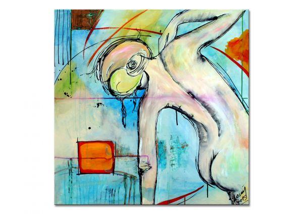 moderne Malerei Aktkunst