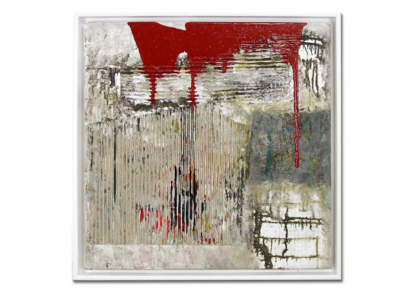 "Moderne abstrakte Kunst, Ulrike Rendle: ""Verführung"""
