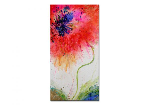 """Bildende Kunst Galeriekunst Originalgemälde von Lydia Schade: """"Powerful Color"""""""