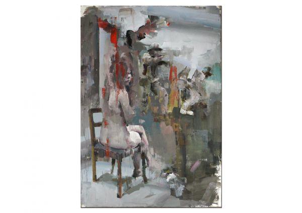 Galerie Ölgemälde zeitgenössische Kunst