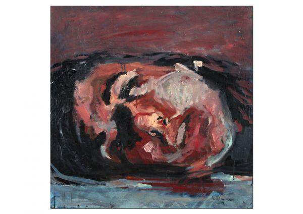"Ölgemälde figürlich, Mila Plaickner: ""Portrait in Öl"""