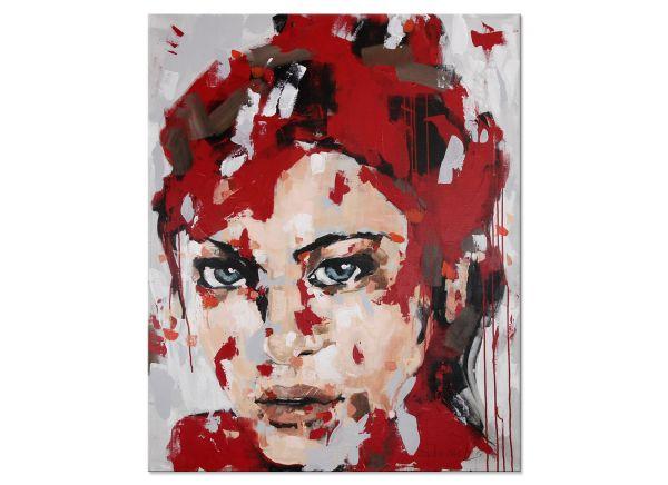 Warum Gemälde Portraitbilder Galerie