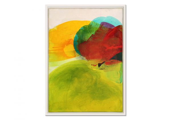 Garten von Welt I - Wittkowski Gemälde