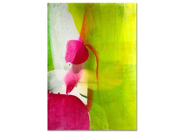 Wittkowski Pigmentmalerei Weltengarten No 33