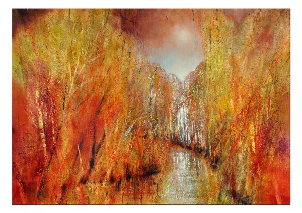 ein Tag im Herbst, Oktoberlicht
