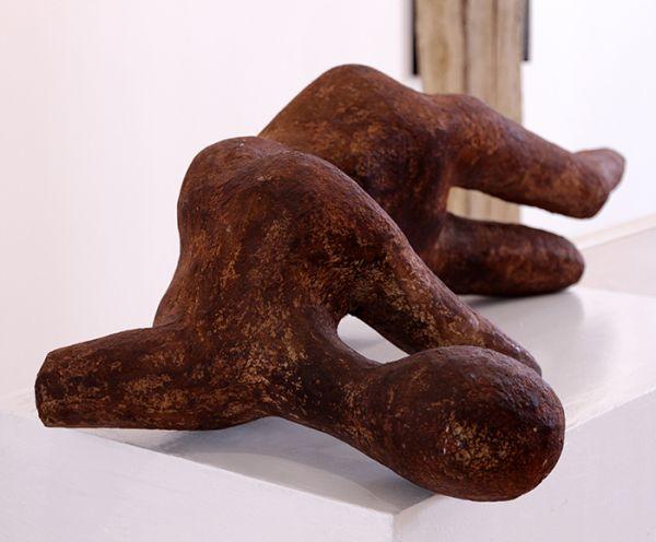 """Bildende Kunst, Skulptur Bildhauerei von Jähne: """"Trauer"""""""