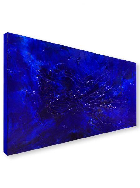 "Acrylgemälde, Th.Stephan: ""Ins Blaue"" (MVZ)"