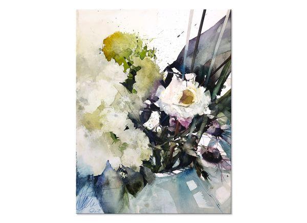 Aquarell Malerei Elke Memmler Kunst