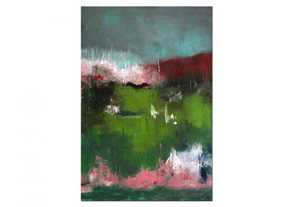 Kunst Gemälde Im Frühling