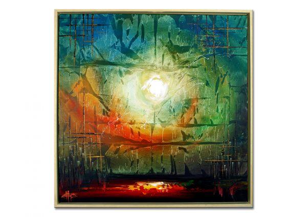 handgemalt abstrakt | Gemälde