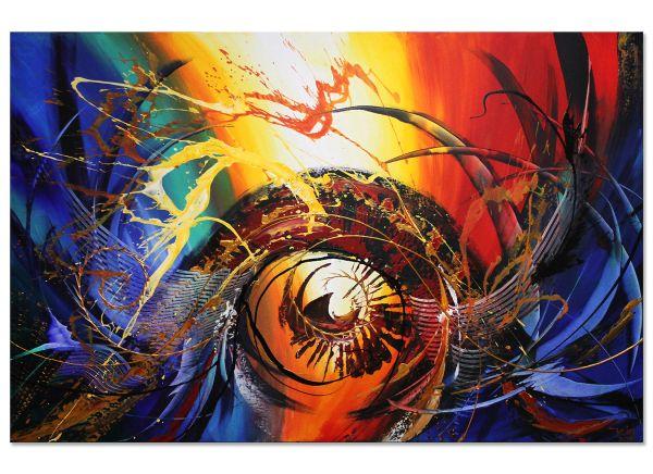 Excited-Dieu-Kunst-Bild-großformat